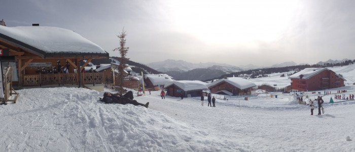 magasin location ski les saisies