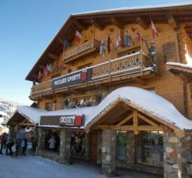 magasin ski Les Saisies